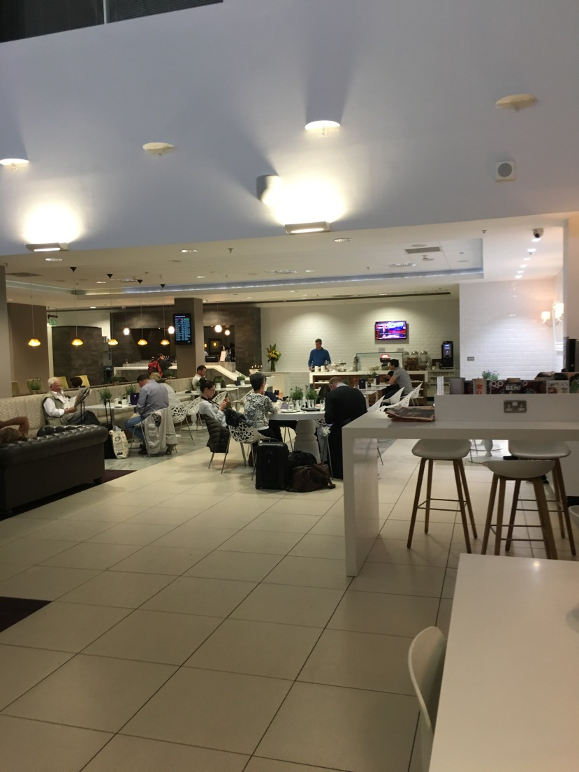 Terminal Great Room Escape