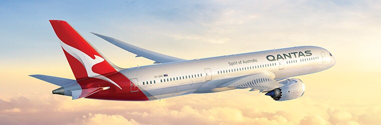 Qantas 787 Dreamliners on Domestic Routes