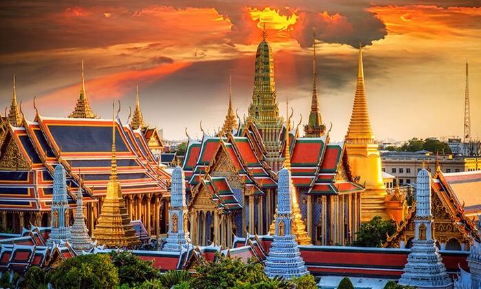 Error Fare Houston – Bangkok $235 Round Trip in January