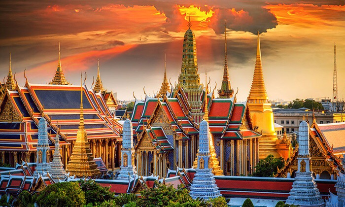 Error Fare – NYC – Bangkok from €185Roundtrip