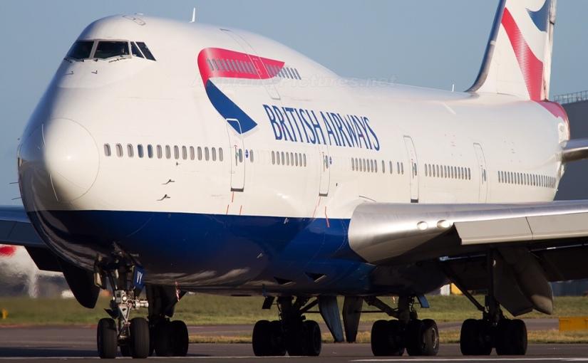 Avios Promo: Value Update 1 – Johannesburg –London