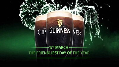 St. Patrick's Day 2018 in NYC – earn Miles with everyGuinness.