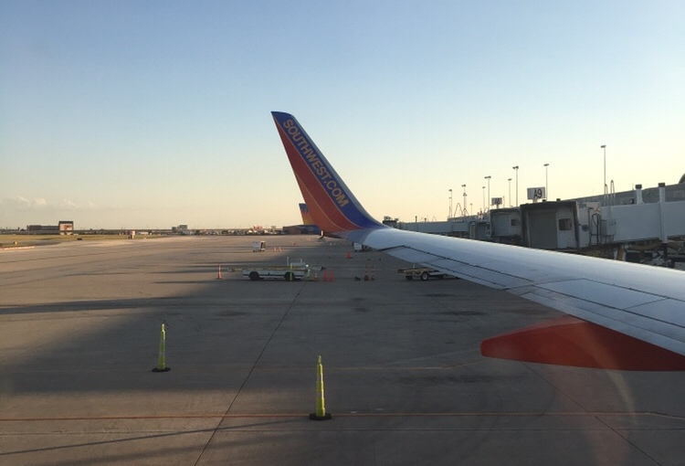 A Holiday Weekend with SouthwestAirlines