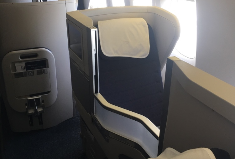 Mileage Sweet Spots 3 – London to Madrid Club Europe 777 withAvios